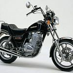 Suzuki GN400E (1981-84)