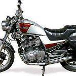 Suzuki GR650 Tempter (1983-89)