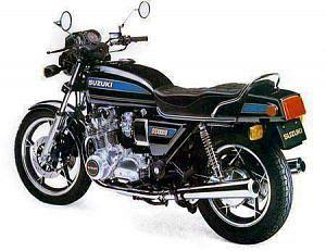 Suzuki GS1000G / GT (1979)
