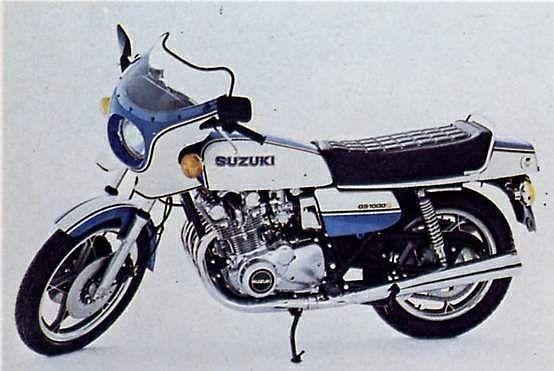 Suzuki GS1000S (1980)