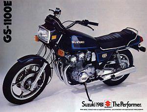 Suzuki GSX1100E (1980)