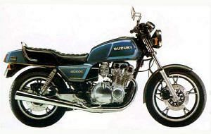 Suzuki GS1100G (1982-84)