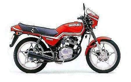 Suzuki GS125ES (1991)