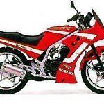 Suzuki GS125R (1991)