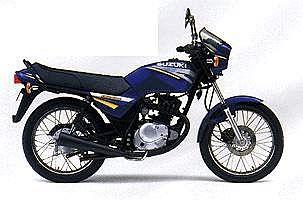 Suzuki GS 125S (1999)