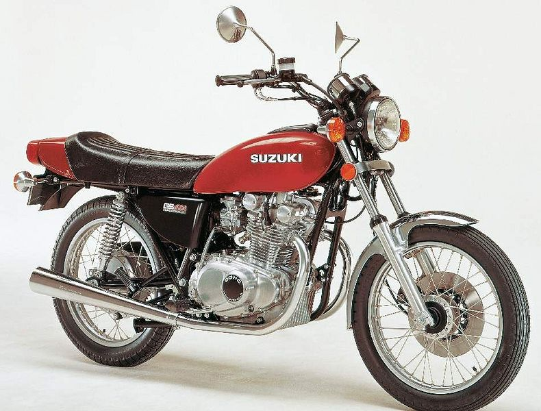 Suzuki GS 400 (1976-77)