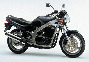 Suzuki GS400E (1991)