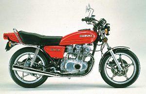 Suzuki GS400E (1978)