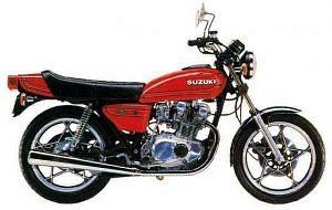 Suzuki GS425E (1979)