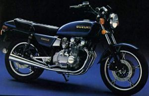 Suzuki GS 650E (1983)