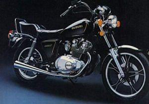 Suzuki GS450L (1980)