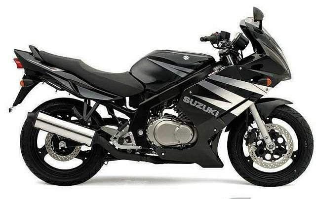 Suzuki GS500F (2004-06)