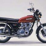 Suzuki GS550 (1977)