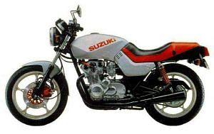Suzuki GS550M Katana (1981)