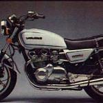 Suzuki GS 650 E (1981-82)