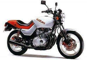 Suzuki GS 650G Katana (1981-82)