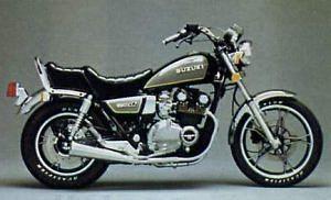 Suzuki GS 650GL (1981-82)