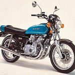 Suzuki GS750 (1976-78)