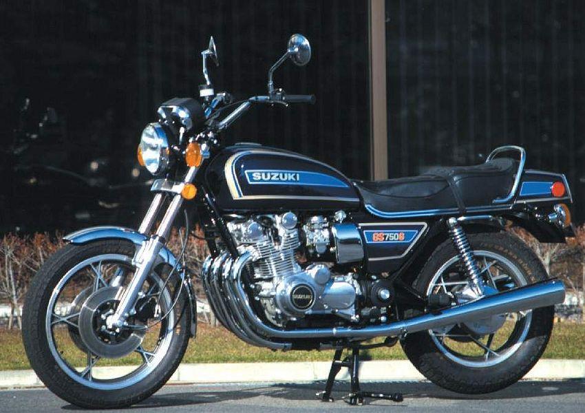 Suzuki GS750 G (1980-81)