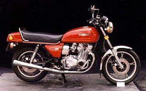 Suzuki GS 850G (1979-80)