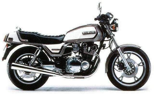 Suzuki GS 850G (1985-88)