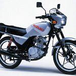 Suzuki GS125E (1982-85)