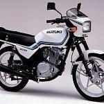 Suzuki GS125E (1990)