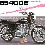 Suzuki GS400E 11 (1978-84)