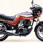 Suzuki GS400S (1984-86)