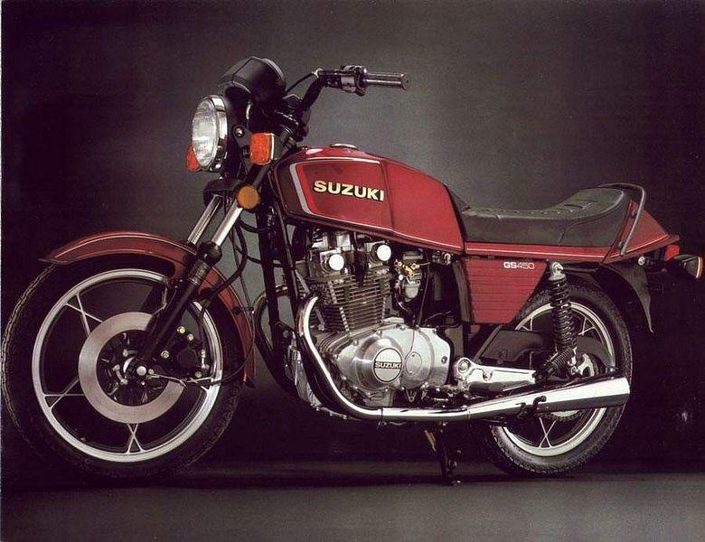 Suzuki GS 450E (1982)