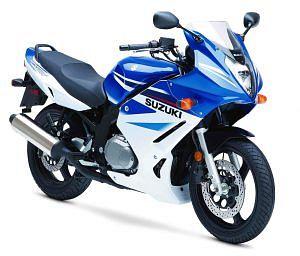 Suzuki GS500F (2007)
