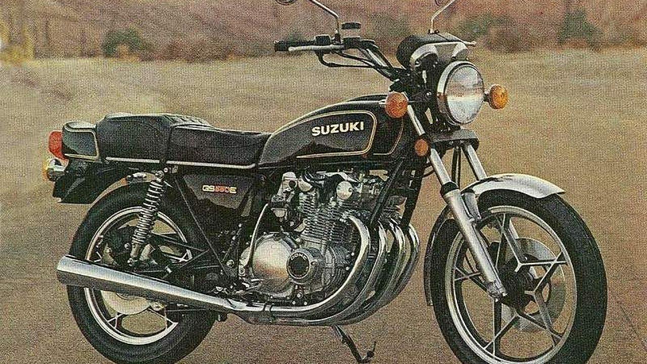 Suzuki GS550E (1978-79) - MotorcycleSpecifications com