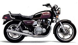 Suzuki GS 850G (1983-84)
