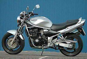 Suzuki GSF 1200N Bandit ABS (2001-02)