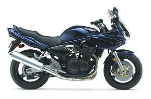Suzuki GSF 1200S ABS Bandit (2002-03)