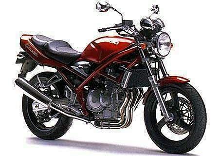 Suzuki GSF250 Bandit (1994-95)
