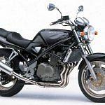 Suzuki GSF 400 Bandit (1989)