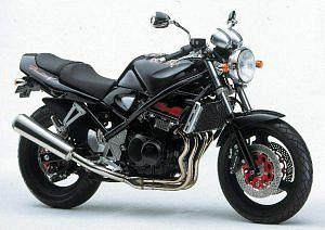 Suzuki GSF 400V Bandit (1992-93)
