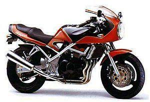 Suzuki GSF400 V Limited (1990-91)