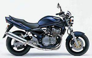 Suzuki GSF600N Bandit (2000-03)