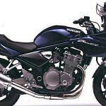 Suzuki GSF600S Bandit (2000-03)