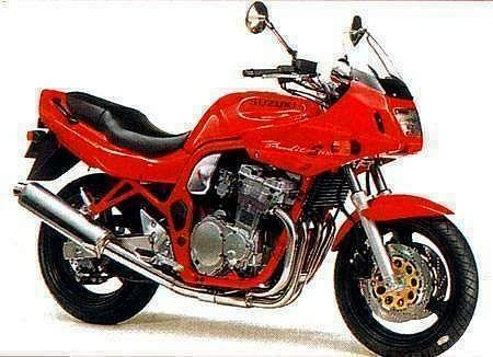 Suzuki GSF 600 S Bandit (1996-99)