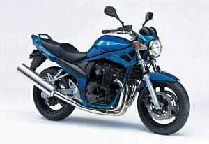 Suzuki GSF 650N Bandit (2005-06)