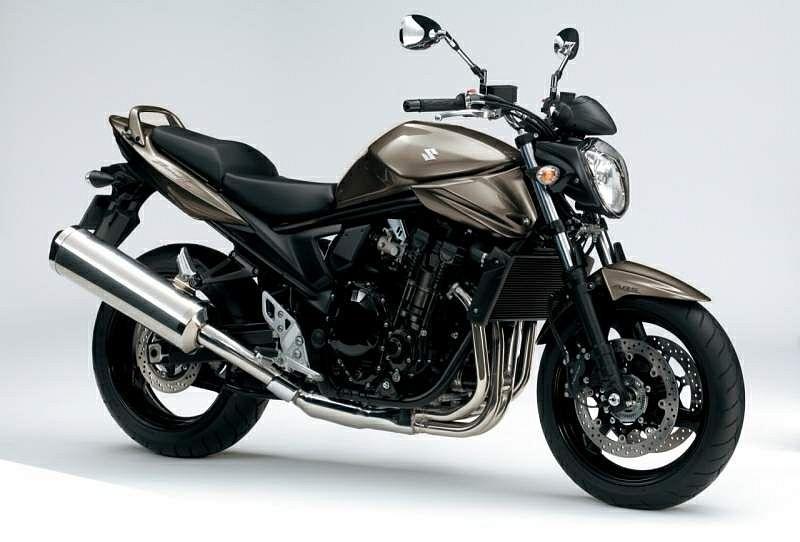Suzuki Bandit 1250 (2010)