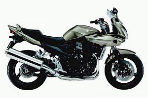 Suzuki Bandit 1250S (2011-12)