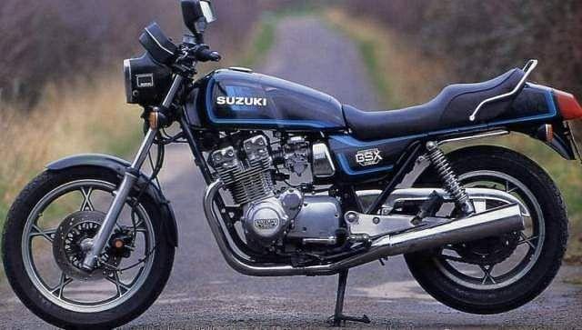 Suzuki GSX 750E (1982)