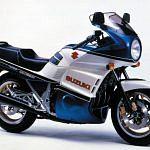 Suzuki GSX1100EF (1985)