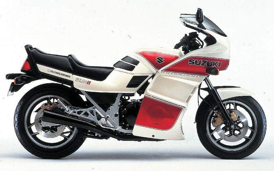 Suzuki GSX1100EF (1984)