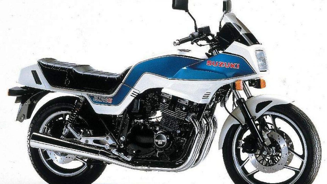 Suzuki GSX1100ES (1983-84) - MotorcycleSpecifications com