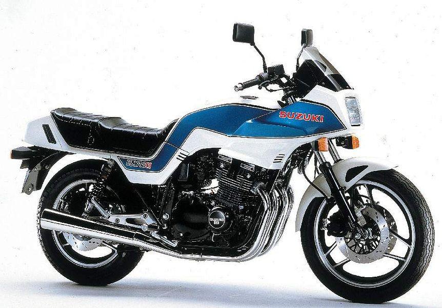Suzuki GSX1100ES (1985-86)